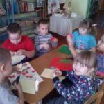 Мастер-классы по рукоделию в Старо-Кармалинской сельской библиотеке.