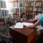 литературный час «Мой солнечный край тополей и черемух», по  творчеству  И.Ф.Акулиничева.