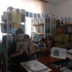 Неделя детской и юношеской книги в Ст-Фейзулловской сельской библиотеке.
