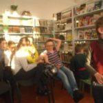 Библионочь в Больше-Ермаковской сельской библиотеке.