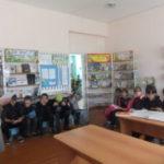 Акция «Читаем детям о войне» в Больше-Константиновской сельской библиотеке.