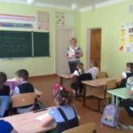 Участие Ново-Кармалинской сельской библиотеки в Международной акции «Читаем детям о войне».