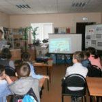 Уроки Памяти «Слезы Беслана» в центральной детской библиотеке.