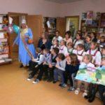 Праздник «Книга — это чудо», посвященный закрытию Программы летнего чтения «С книгой в летнем рюкзачке».