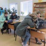 Библиотечно — информационный урок для учащихся Губернского техникума.