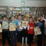 «V День поэзии С.Я.Маршака» в Погрузнинской библиотеке.