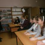В Кошкинской центральной детской библиотеке прошел урок доброты «Танцы без ног»