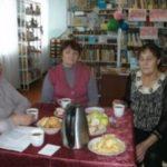 День народного единства в Ново-Кармалинской библиотеке.