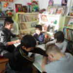 Весело и содержательно проводят зимние каникулы ребята села Старое Юреево.
