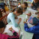 В Староюреевской библиотеке прошло интересное и познавательное мероприятие «Кем быть?»