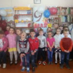 Акция «Читаем детям о войне» в Погрузнинской сельской библиотеке.