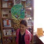 Пушкинский день в Погрузнинской библиотеке.