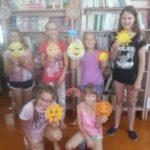 Праздник солнца в Погрузнинской сельской библиотеке