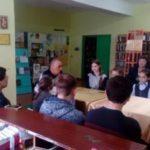 В Старокармалинской сельской библиотеке прошел урок мужества «Эхо Афганской войны»