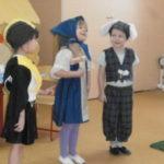 Открытие Недели детской книги в Центральной детской библиотеке.