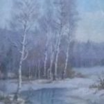 Старо-Кармалинская сельская библиотека приглашает на персональную выставку местного художника Шавьева Владимира Ивановича.