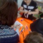 5 апреля в Погрузнинской сельской библиотеке в рамках I Межрегиональной акции «Книжный глобус» прошёл литературный хит-парад «Эта старая, старая сказка».