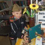 6 мая Старо-Ивановская сельская библиотека приняла участие в X Международной акции «Читаем детям о войне»