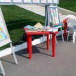 Библиотечное лето для Кошкинских ребят началось яркими интересными мероприятиями.