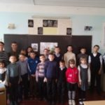 15 октября Мамыковская сельская библиотека присоединилась к VII Межрегиональной акции «День Лермонтовской поэзии в библиотеке» и провела выездное мероприятие в школе с. Тенеево