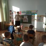 Большеермаковская сельская библиотека провела в детском садике «Солнышко» литературный праздник «В гостях у сказок братьев Гримм».