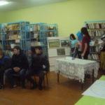 Библиосумерки в Старо-Кармалинской сельской библиотеке.Фоторепортаж.