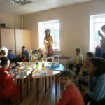 Библиосумерки «Экологическое ассорти» в Кошкинской центральной детской библиотеке.