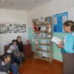 Акция «Читаем детям о войне» в Старо-Фейзулловской сельской библиотеке.