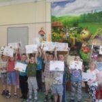 Акция «Читаем детям о войне» в Старо-Максимкинской сельской библиотеке.