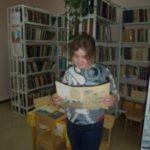 День Лермонтовской поэзии в Старо-Ивановской сельской библиотеке.