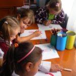 Конкурс рисунков «Пусть всегда будет солнце» в Нижне-Быковской сельской библиотеке.