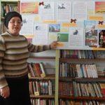 Акция «200 минут чтения»: Сталинграду посвящается»в Старо-Юреевской библиотеке.