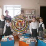 Кошкинская центральная детская библиотека приняла участие во Всероссийской акции «Наши истоки. Читаем фольклор».