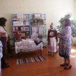 Библионочь — «Весна словами классиков» в Старо-Кармалинской сельской библиотеке.